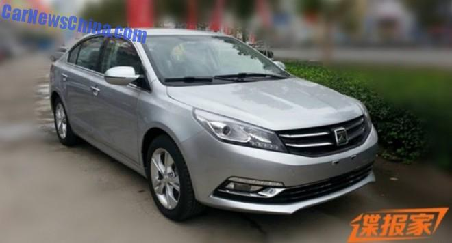 Zotye Z500 sedan will be launched on the China car market in November