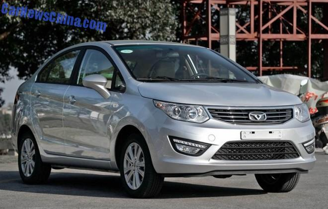 Cowin C3 launched on the Chinese auto market