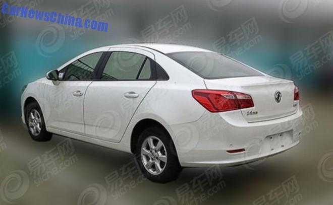 [SUJET OFFICIEL][CHINE] Citroën C4 C-Quatre [BZ3] Dongfeng-l60-china-2-660x407
