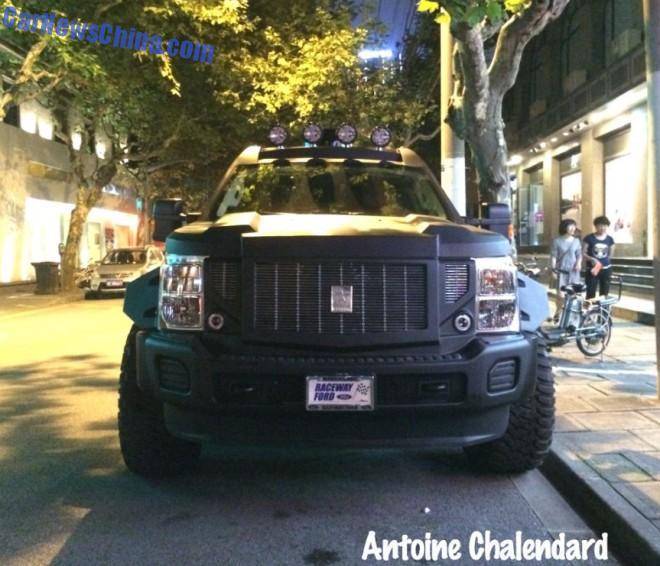 U.S Specialty Vehicle G. Patton SUV