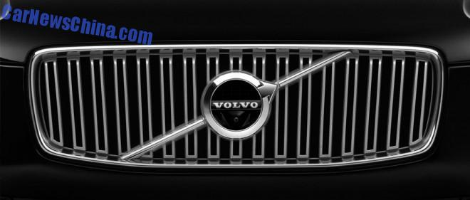 Volvo S90L will be made in China from 2015