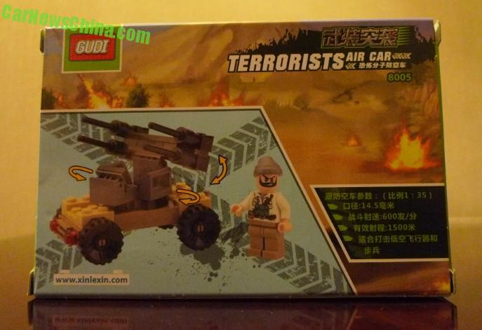 The Terrorists Air Car and other interesting alternative-Lego sets ...