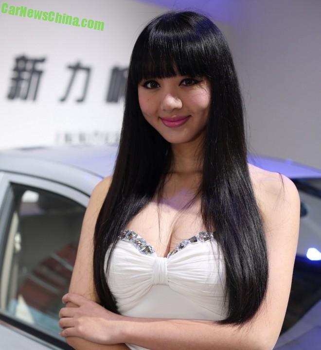 No more Sex at the Shanghai Auto Show