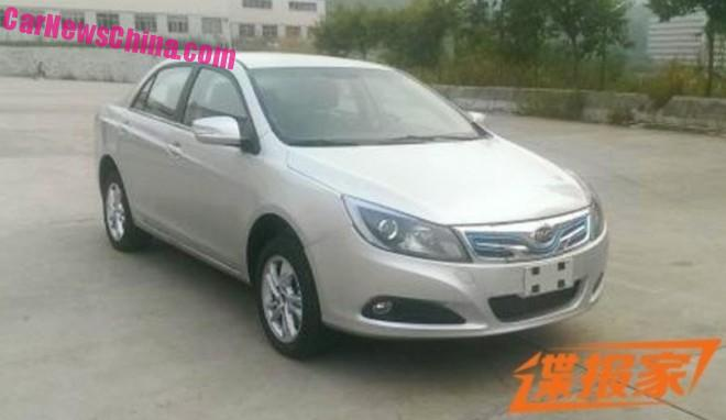 Spy Shots: BYD E5 EV sedan is Ready for the Chinese auto market