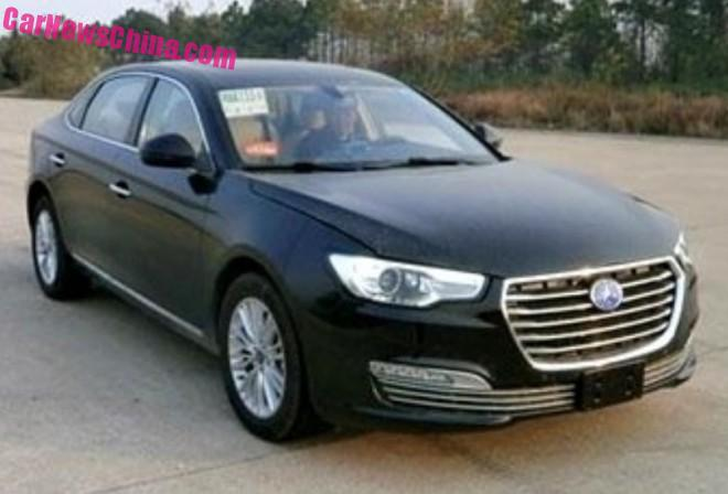 Spy Shots: JAC Refine A6 is Almost Ready for the Chinese auto marketnn