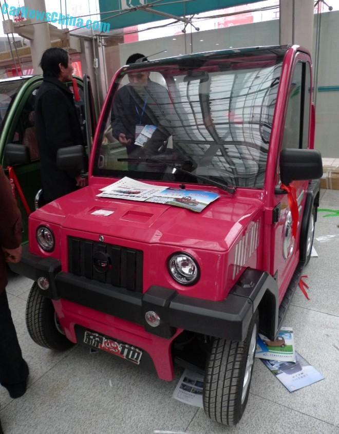 Shandong EV Expo in China: Sendi Coope Kupao & Sendi Coope Kuka