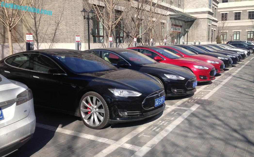 Tesla China has a Record Unsold Inventory of 2301 cars ...