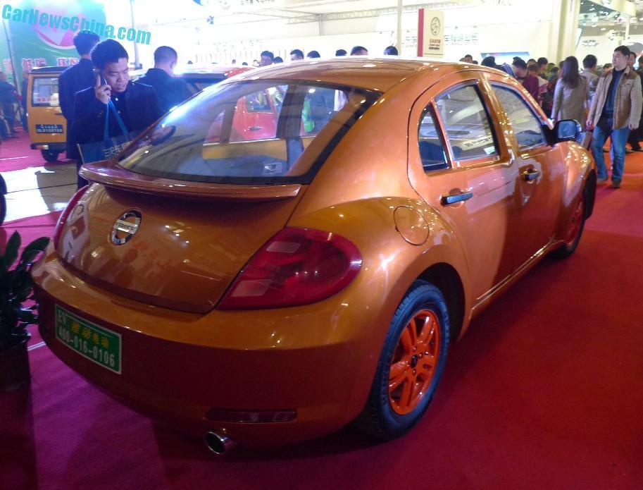 Vedeoev Beetle China Lsev 2