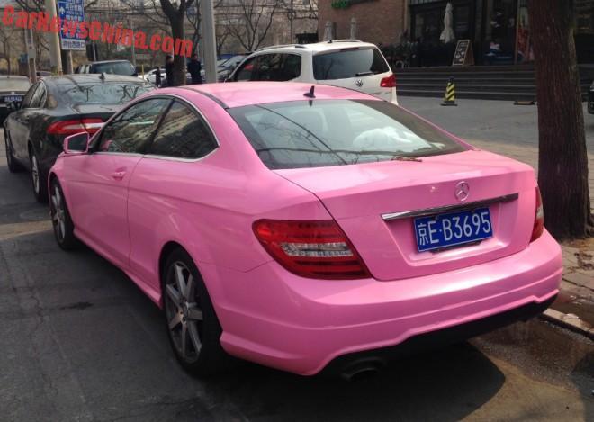 china-pink-benz-3