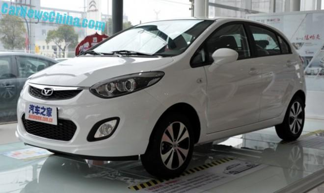 Cowin C3R will launch on the Chinese car market on April 8