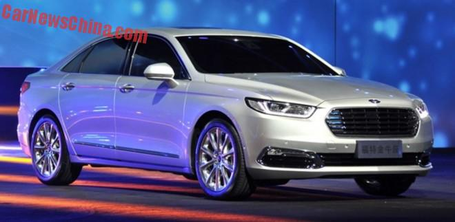 More Photos of the all-new 2016 Ford Taurus