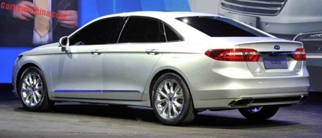 Ford Taurus Shanghai  A