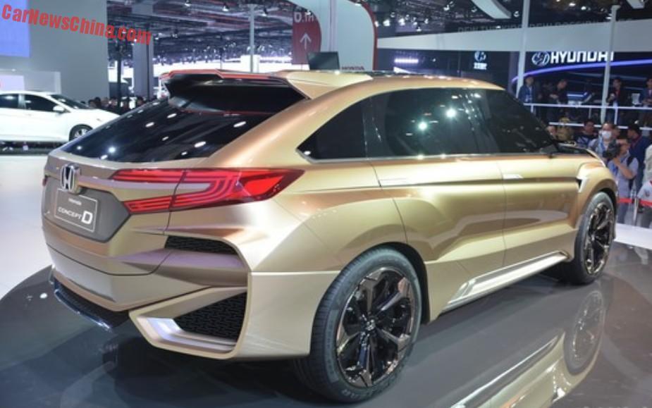 Honda Concept D China 3