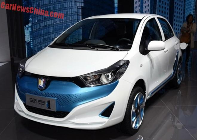 Guangzhou-Toyota Leahead i1 EV concept launched on the Shanghai Auto Show
