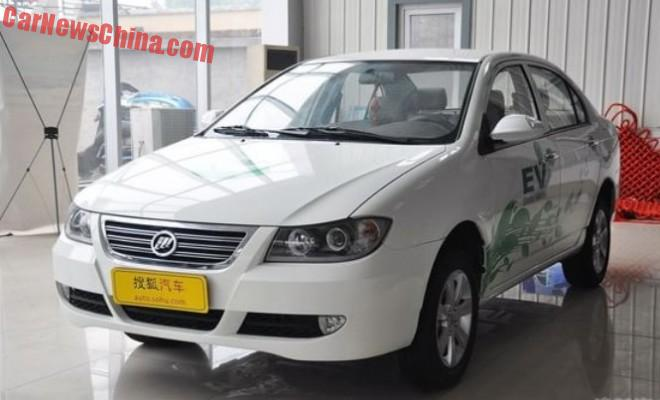 Lifan 620 EV launched on the Chinese car market