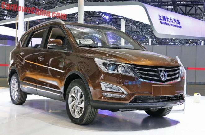 Baojun 560 will hit the Chinese car market in July