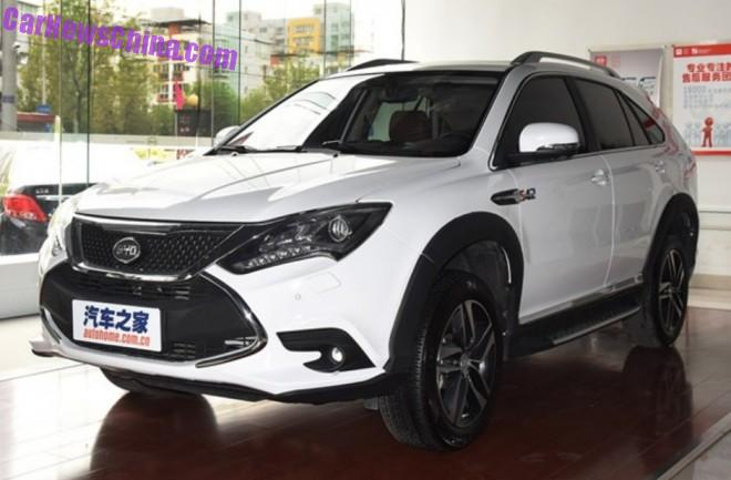 BYD Tang hybrid super SUV will hit the Chinese market on July 6