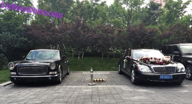 You Choose: Hongqi L5 or a Maybach 62