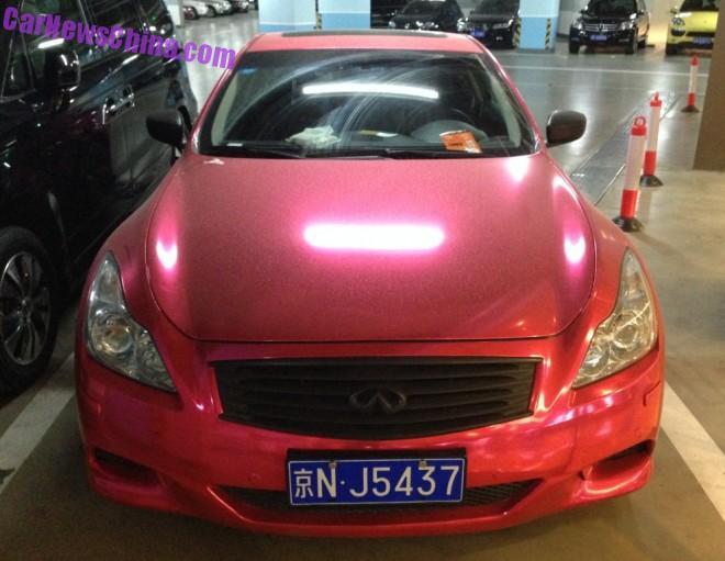 infiniti-g37-china-pink-3