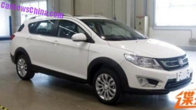 Spy Shots: Dongfeng Fengshen AX3 is Almost Ready for China