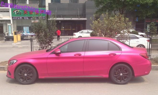 mercedes-c-pink-2