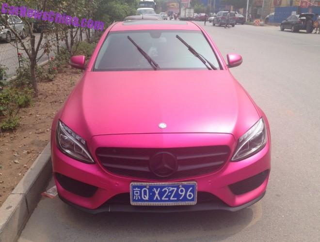 mercedes-c-pink-5