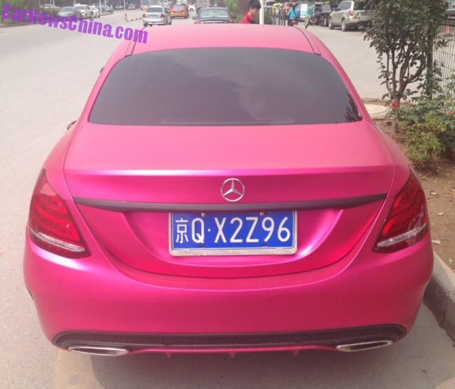 mercedes-c-pink-6