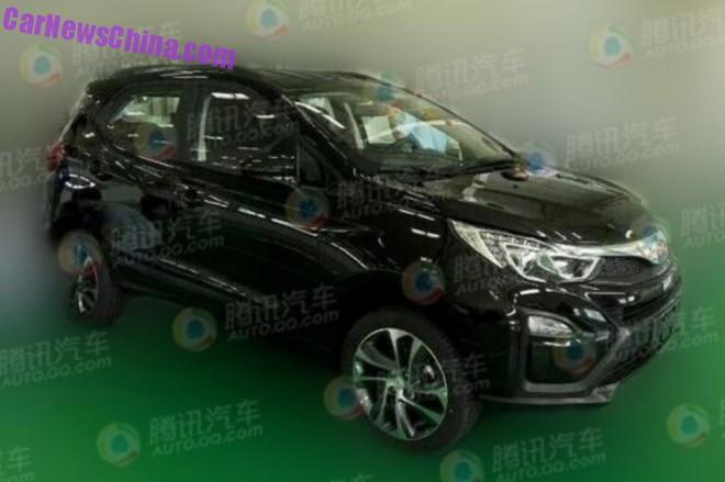 Spy Shots: BYD S1 SUV seen Testing in China