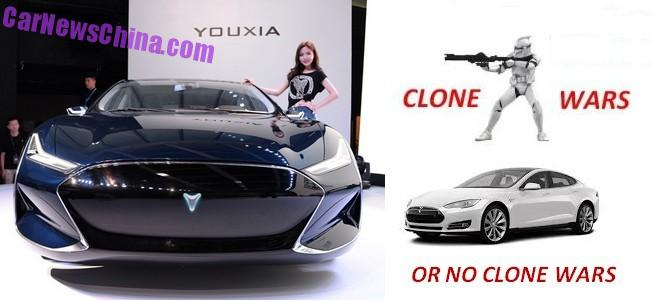 Is the Youxia X a Chinese Clone of the Tesla Model S, or Not?