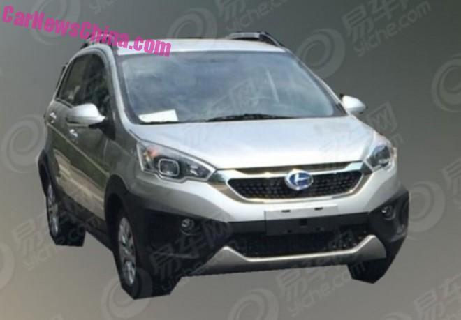Spy Shots: Changhe Q25 is Almost Ready for the Chinese auto market