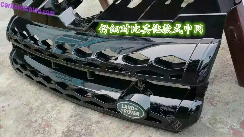 On Sale In China Range Rover Lookalike Kit For The