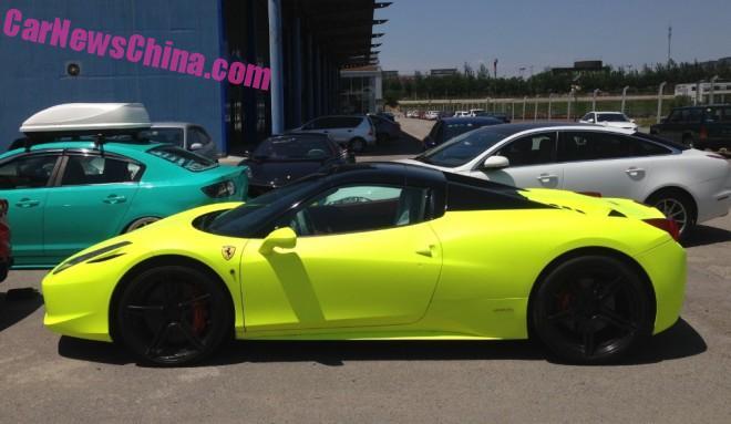 ferrari-yellow-china-2