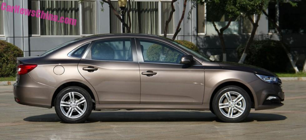 10 Most Comfortable Cars Under 30 000 2015: This Is The Besturn B30 Sedan For China