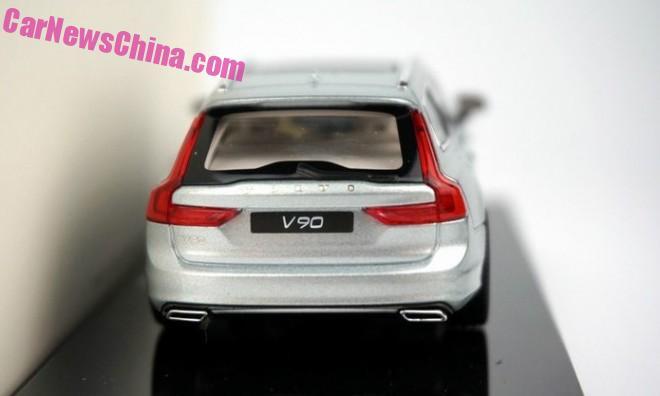 2016 Volvo S90/V90 14