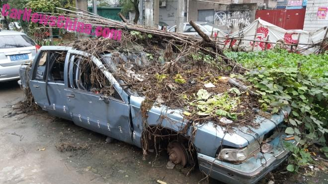 Spotted in China: Buick Roadmaster sedan in Sorry Shape