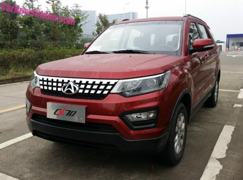 Changan CX70 Archives - CarNewsChina.com