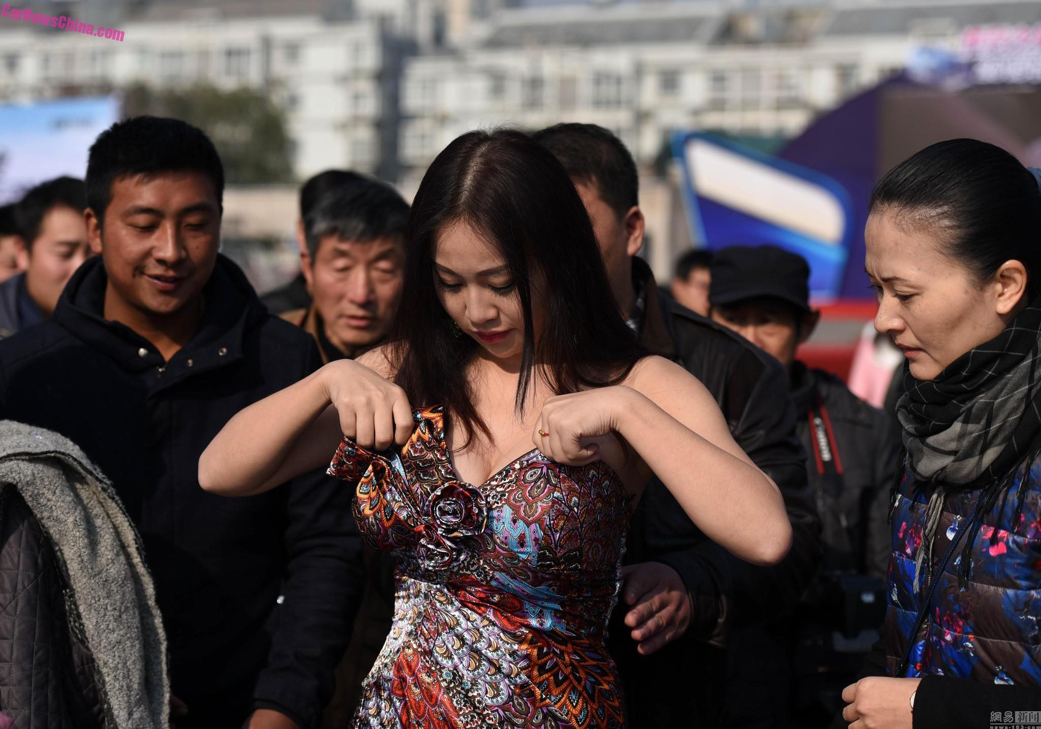 Jiangsu girls
