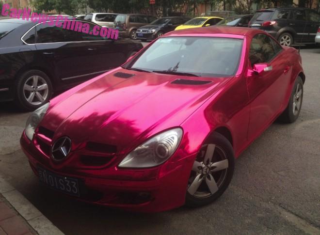 mercedes-pink-china-1