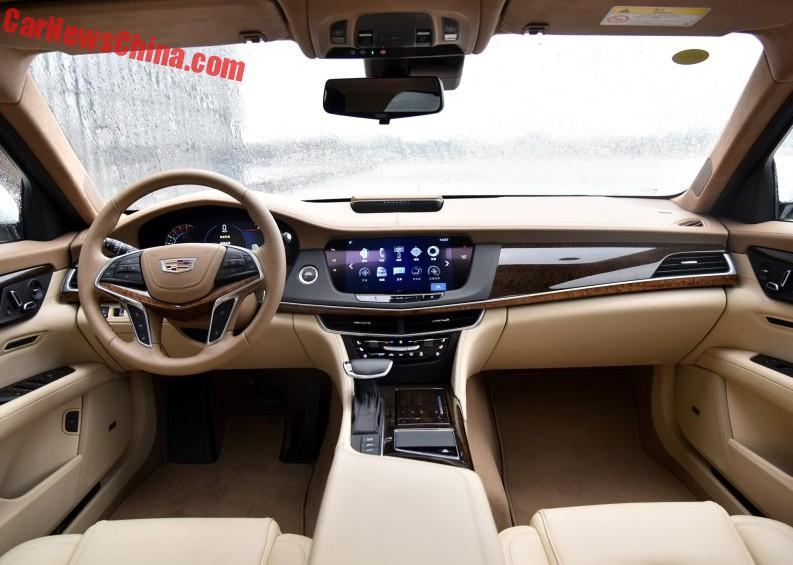 This Is The China Made Cadillac Ct6 Carnewschina Com