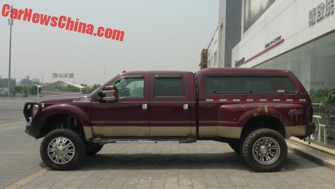 ford-f450-china-1