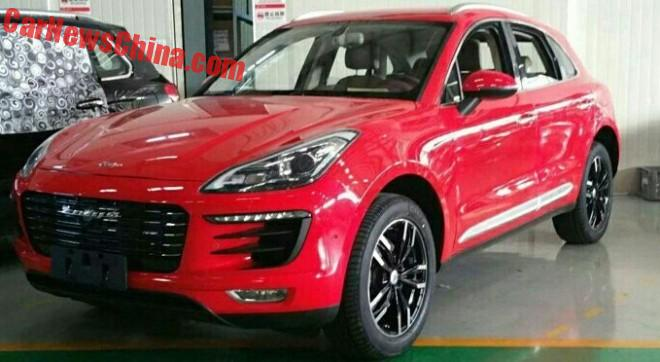 Zotye to launch four SUV's in China within this year