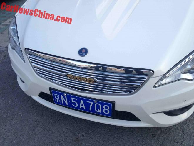 Beijing Auto Senova D70 is Almost a Real Saab