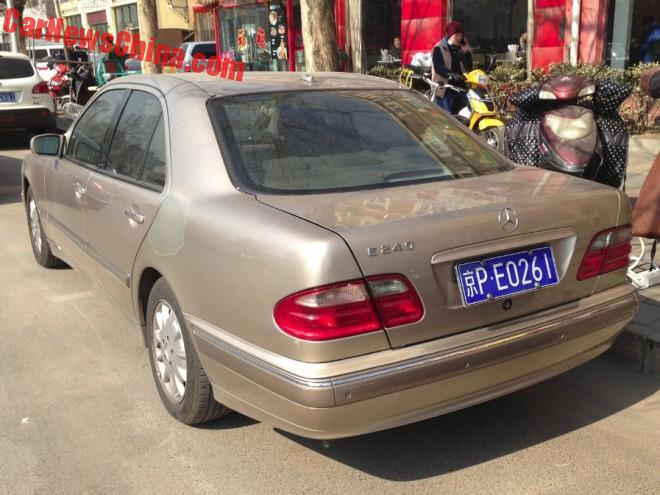 benz-e-gold-china-4