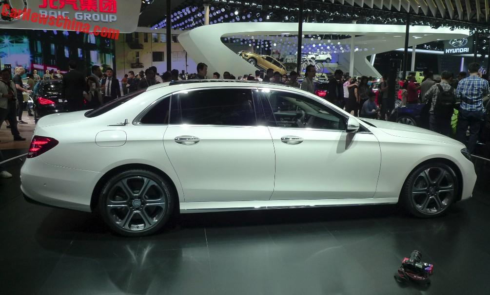 E class maybach archives for Mercedes benz china