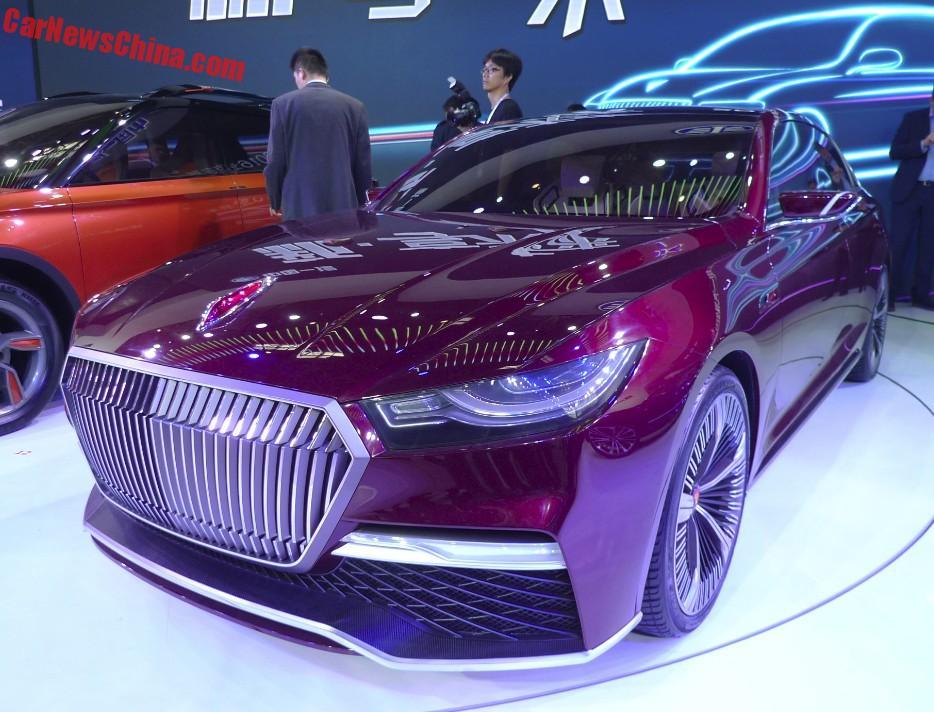 Bose Audio Car >> Hongqi B-Concept launched on the Beijing Auto Show in China - CarNewsChina.com
