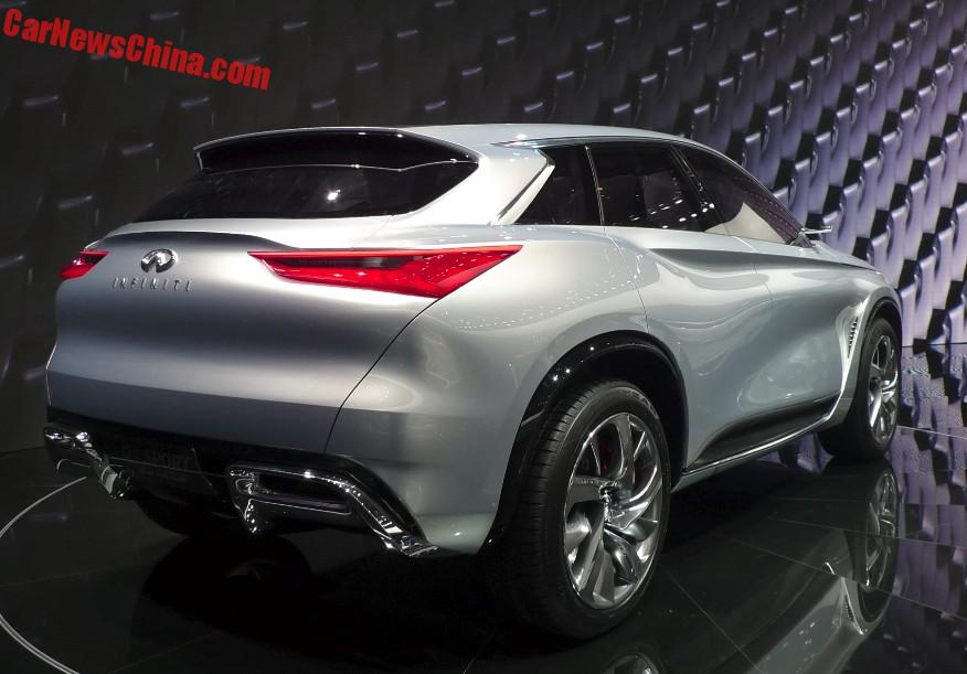 Infiniti QX Sport Inspiration SUV Concept Unveiled On The ...