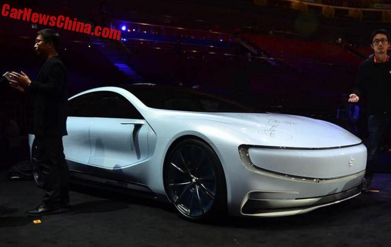 more photos of the lesee ev tesla killer from china carnewschina com rh carnewschina com