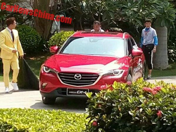 mazda-cx4-red-china-2