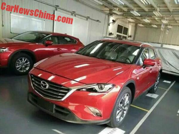 mazda-cx4-red-china-5
