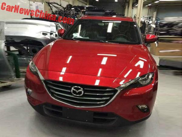 mazda-cx4-red-china-6